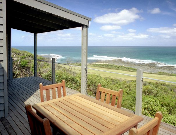 Seanook Deck with ocean view
